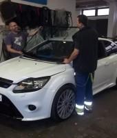 Výměna autoskla Ford Focus
