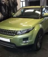 Výměna autoskla u vozu Range Rover